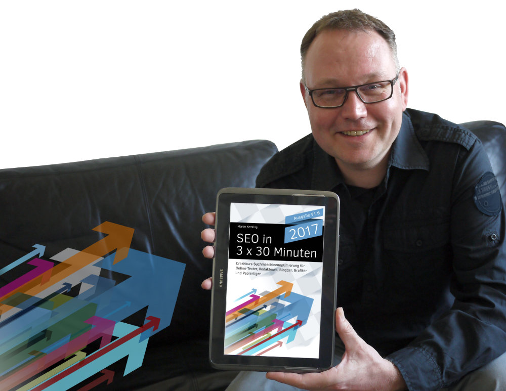 E-Book SEO in 3x30 Minuten